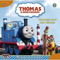 Thomas und seine Freunde Folge 9 - Thomas und der Zirkus