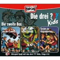 Die drei ??? Kids Box 2 Folge 4 - 6