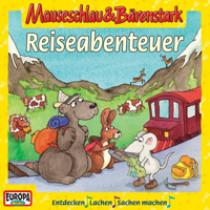 Mauseschlau und Bärenstark 5 Reiseabenteuer