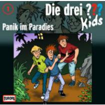 Die drei ??? Kids Folge 01: Panik im Paradies