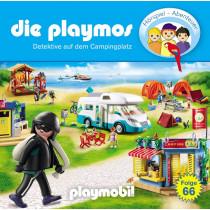 Die Playmos - Folge 66: Detektive auf dem Campingplatz