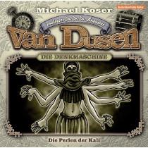 Professor van Dusen 06 Die Perlen der Kali