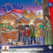 TKKG Junior - Folge 9: Gepanschter Punsch