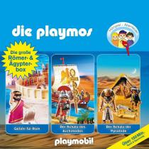 Die Playmos - Die Große Römer und Ägypter-Box