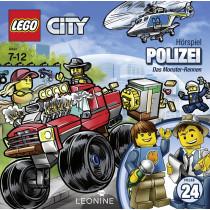 LEGO City - 24 - Polizei