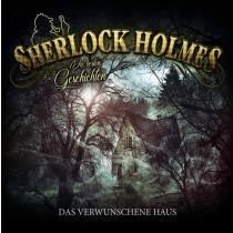 Sherlock Holmes - Die besten Geschichten - Folge 2: Das verwunschene Haus (Vinyl LP)