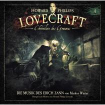 H.P. Lovecraft - Chroniken des Grauens - Folge 4: Die Musik des Erich Zann
