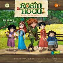 Robin Hood - Schlitzohr von Sherwood - Folge 12: Der geheime Garten