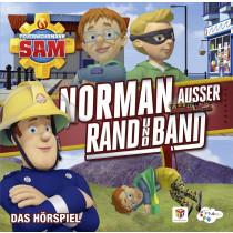 Feuerwehrmann Sam - Norman außer Rand und Band - Das Hörspiel