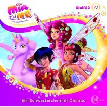 Mia and me - Folge 27: Ein Schwesterchen Für Onchao (Staffel 3)