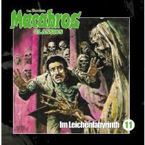 Macabros Classics - Folge 11: Im Leichenlabyrinth