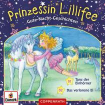 Prinzessin Lillifee - Gute-Nacht-Geschichten mit Prinzessin Lillifee (2)