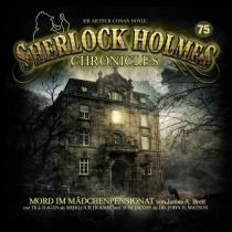 Sherlock Holmes Chronicles 75 Ein fast perfekter Mord