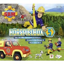 Feuerwehrmann Sam - Hörspiel-Box 5