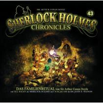 Sherlock Holmes Chronicles 43 Das Familienritual