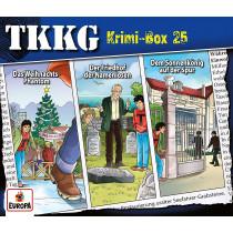 TKKG Krimi-Box 25 (Folgen 193,194,195)