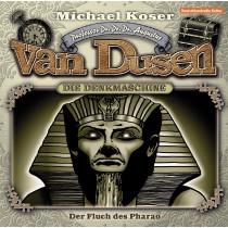 Professor van Dusen - Folge 19: Der Fluch des Pharao