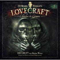 H.P. Lovecraft - Chroniken des Grauens - Folge 2: Die Gruft