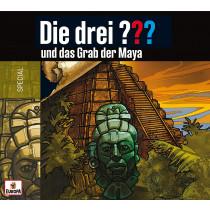 Die drei ??? Fragezeichen - und das Grab der Maya (2 CDs)