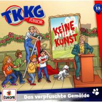 TKKG Junior - Folge 13: Das verpfuschte Gemälde