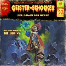Geister-Schocker 92 Der Dämon der Meere