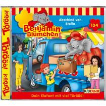 Benjamin Blümchen - Folge 134: Abschied von Stella