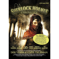 Sherlock Holmes Chronicles 50 Der Verbrauchte Talisman (DVD Edition)