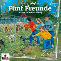 Fünf Freunde 124 Fünf Freunde auf der Suche nach Timmy
