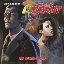 Larry Brent - Folge 39: Der Horror Butler