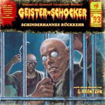 Geister-Schocker 93 Schinderhannes Rückkehr