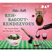 Rita Falk - Rehragout-Rendezvous. Der elfte Fall für den Eberhofer
