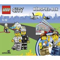 LEGO City - Hörspielbox 1 (Folge 1-3)
