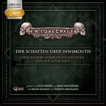 H.P. Lovecraft - Bibliothek Des Schreckens - Box 2: Der Schatten über Innsmouth und andere Horrorgeschichten