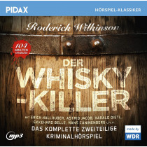 Pidax Hörspiel Klassiker - Der Whisky-Killer