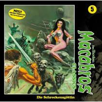 Macabros Classics - Folge 5: Die Schreckensgöttin