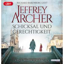 Jeffrey Archer - Schicksal und Gerechtigkeit: Die Warwick Saga 1