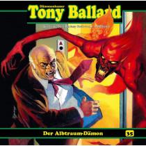 Tony Ballard 35 - Der Albtraum-Dämon