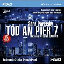Pidax Hörspiel Klassiker - Tod An Pier 7