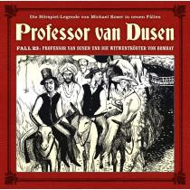 Professor van Dusen - Neue Fälle 23: Die neuen Fäle Professor Van Dusen und die Witwentröster Von Bombay