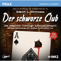 Pidax Hörspiel Klassiker - Der schwarze Club