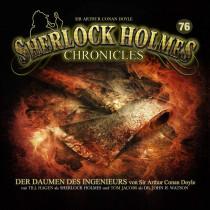 Sherlock Holmes Chronicles 76 Der Daumen des Ingenieurs