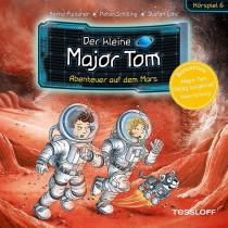 Der kleine Major Tom - Folge 06: Abenteuer auf dem Mars