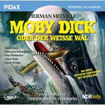 Pidax Hörspiel Klassiker - Moby Dick oder Der weiße Wal