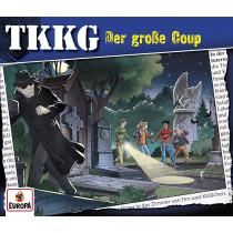 TKKG - Folge 200: Der große Coup