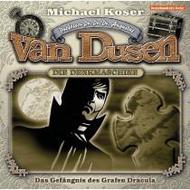 Professor van Dusen - Folge 17: Das Gefängnis des Grafen Dracula