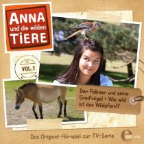 Anna und die wilden Tiere - Folge 1: Der Falkner und seine Greifvögel + Wie wild ist das Wildpferd?
