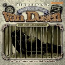 Professor van Dusen 25 Professor van Dusen und der Zirkusmörder