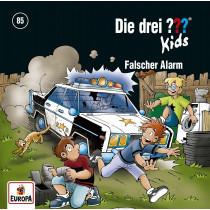 Die drei ??? Fragezeichen Kids - Folge 85: Falscher Alarm