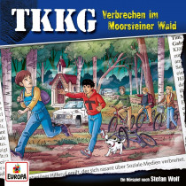TKKG - Folge 215: Verbrechen im Moorsteiner Wald