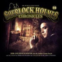 Sherlock Holmes Chronicles 59 Der goldene Kneifer